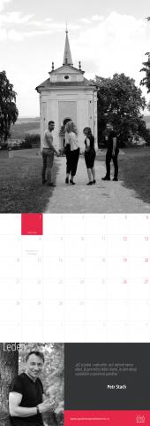 Kalendář 2019 - A3